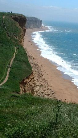 West Bay, UK: Beautiful