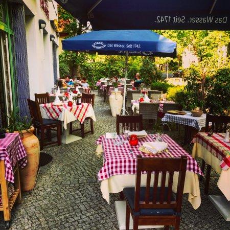 Kleinmachnow, Deutschland: Osteria la Puglia