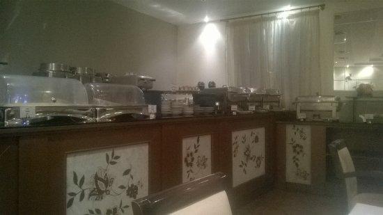 Samos City Hotel Aufnahme