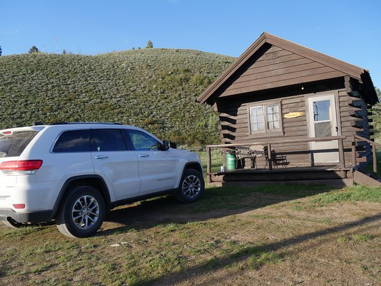 Parade Rest Ranch: Firehole Cabin