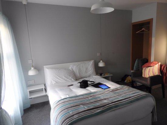 Grange, Irlanda: licht ingerichte kamer