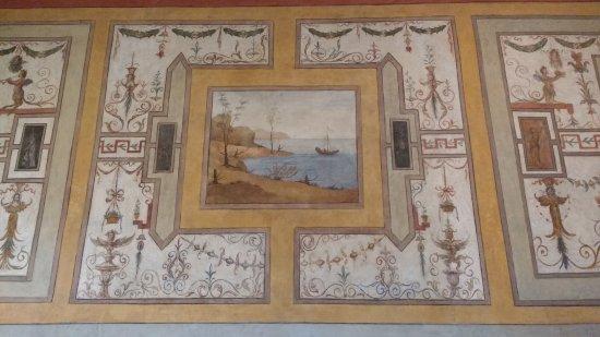 Pinacoteca di Palazzo Vitelli alla Cannoniera: Trompe-l'oeil
