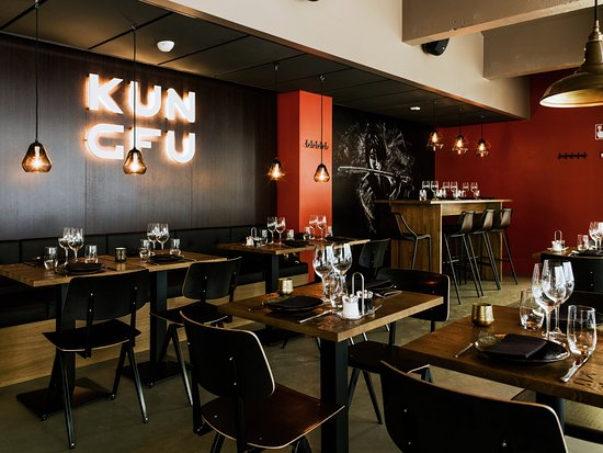 kungfu kitchen - Kung Fu Kitchen