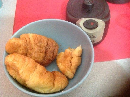 Domus Carmanello: завтрак из полуразмороженных сморчков
