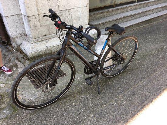 Cyclable Location Velo : Bons vélos pour une belle balade autour du lac !