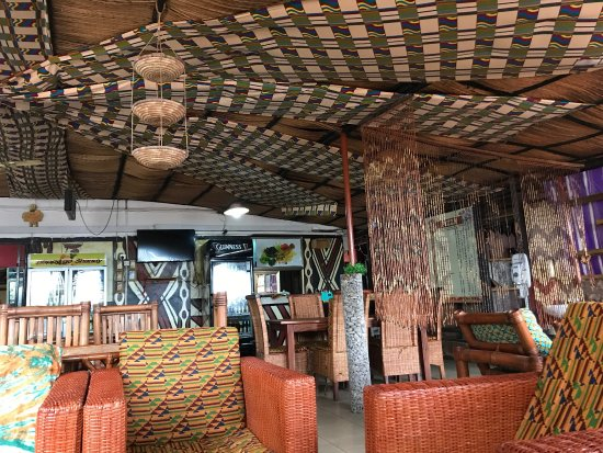 Top 5 restaurants in Ada, Ghana