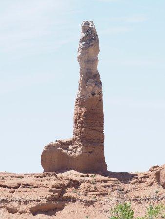Cannonville, ยูทาห์: Typický monolit falického tvaru