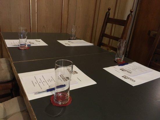 Disentis, Switzerland: Sitzung im Cucagna