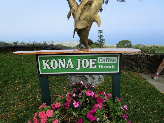 Kealakekua, Havai: sign