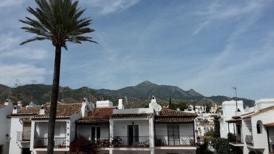 Villa Flamenca Hotel Nerja Website