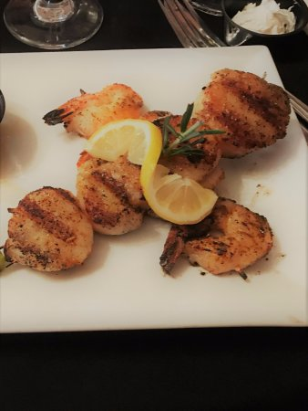 Gretna, VA: Grilled Shrimp and Scallops