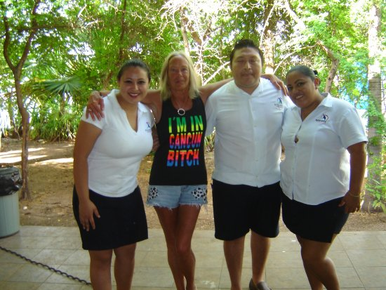 Sotavento Hotel & Yacht Club: The best staff <3