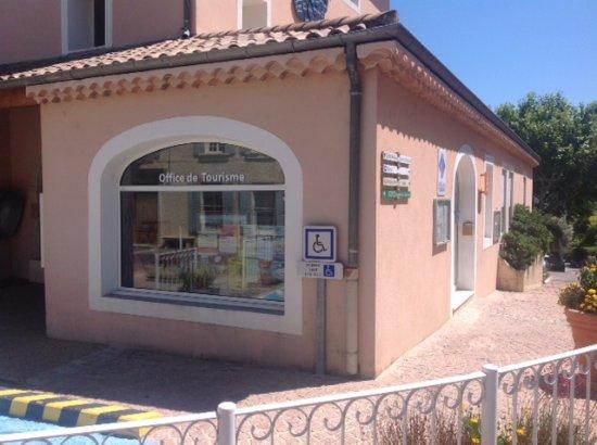 Office de Tourisme Baronnies en Drôme Provencale - Bureau de Vinsobres