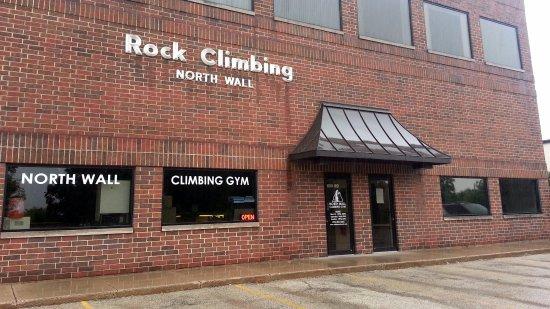 North Wall Rock Climbing
