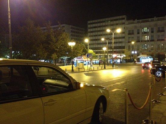 Mercedes Taxi