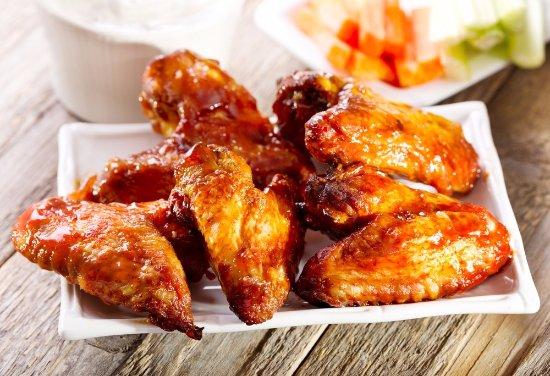 Boularderie, Canadá: Chicken Wings.