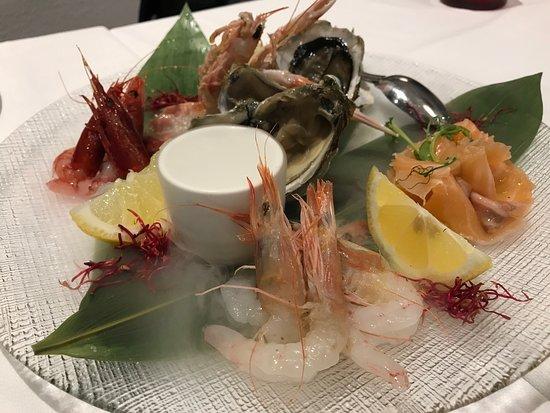 Baia Blanca Ristorante Sul Mare Peshe & Sushi : Esperienza culinaria di altissimo livello. Da provare