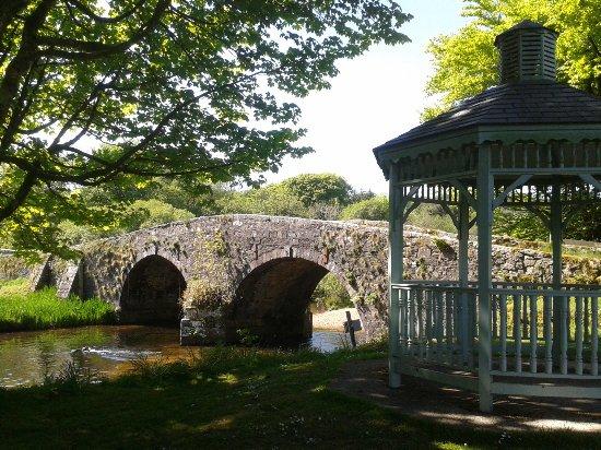 Two Bridges, UK: One Bridge