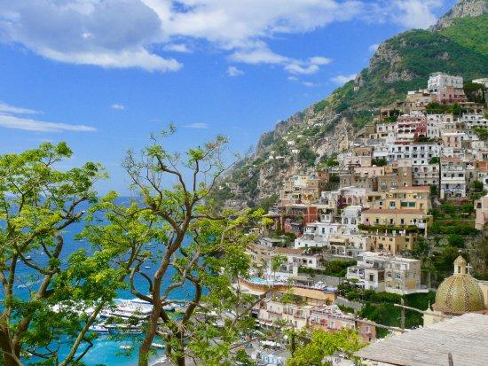 Hotel Marincanto: Stunning views of Positano.