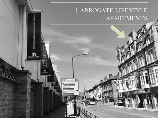 Harrogate Lifestyle Apartments: We Are Located Directly Opposite The  Harrogate Convention Centre On Kings Road