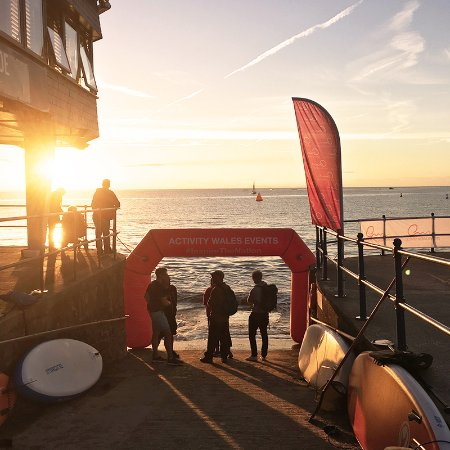 Pembroke, UK: Saundersfoot Triatlon