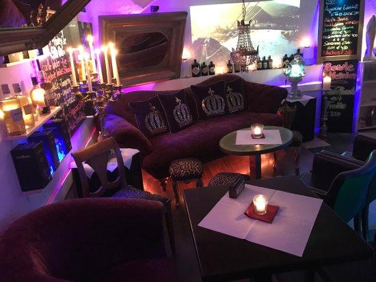 Lounge bar bild von canape bar lounge konstanz for Canape konstanz