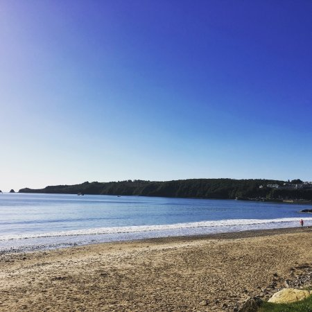 Pembroke, UK: Coppet Hall Beach
