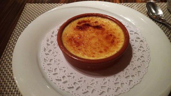 Blagnac, França: dessert