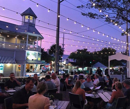 Mangoes Restaurant Key West