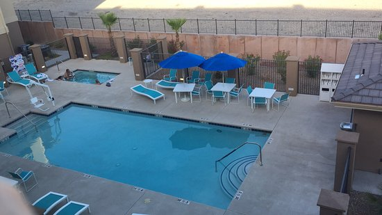 Pahrump, NV: Room view from 3rd floor