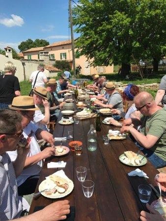 Krnica, Kroasia: Stancija Kumparicka