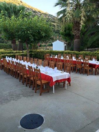 Carcabuey, España: Hostal-restaurante La Zamora