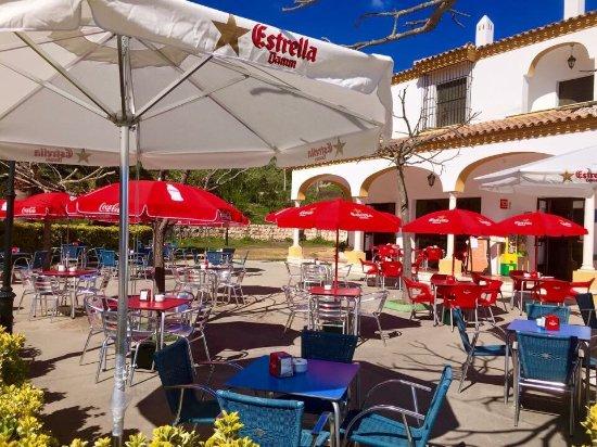 Carcabuey, Spanien: Hostal-restaurante La Zamora