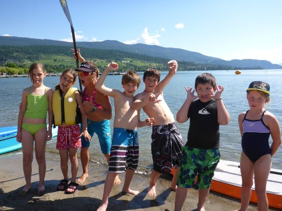 Tourism Vernon Visitor Centre: Activate your fabulous family vacation memories here in Vernon BC
