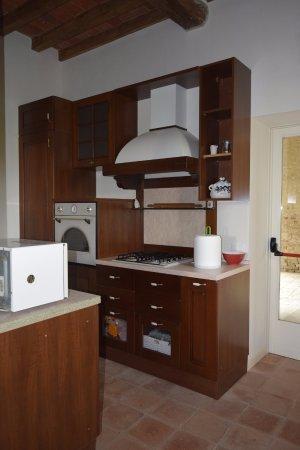 Casteldidone, Italie : cucina comune