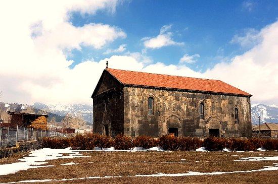 Kasagh Basilica