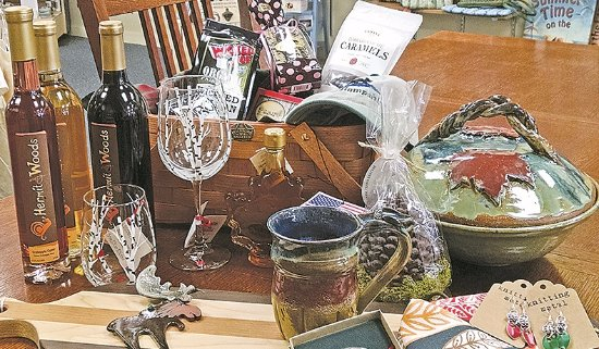 Concord, NH: Unique gifts and gourmet food!