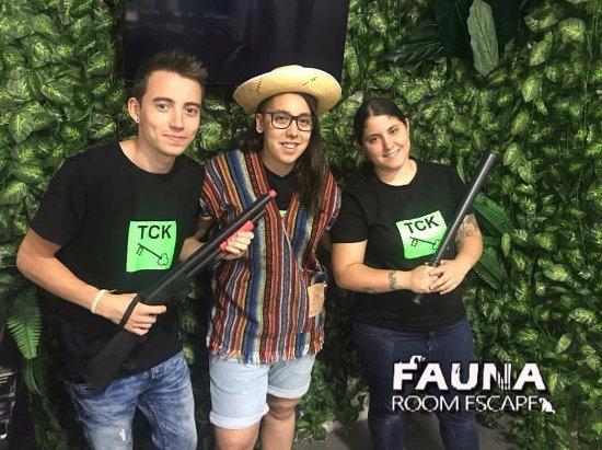 Tripadvisor Fauna Room Escape