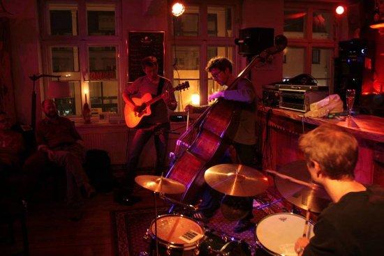 Greifswald, Germany: Jaspar Libuda Trio (Berlin)