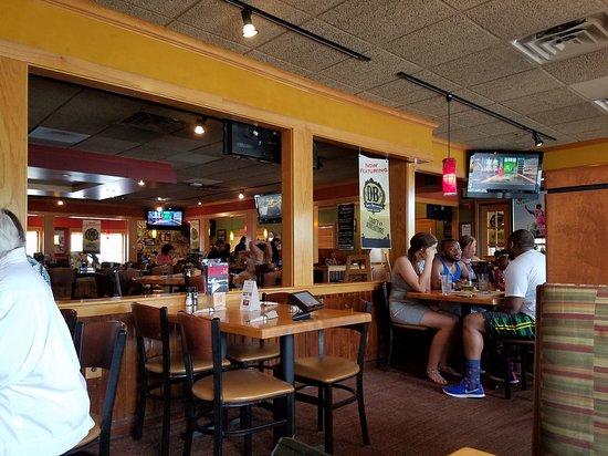 Lewisburg, Virginia Occidental: Seating