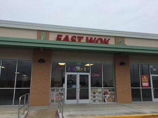 East Wok Tavares Restaurant Reviews Photos Phone Number Tripadvisor