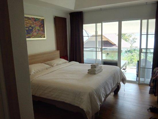 Bay View Resort: غرفة جميلة ومنظر رائع