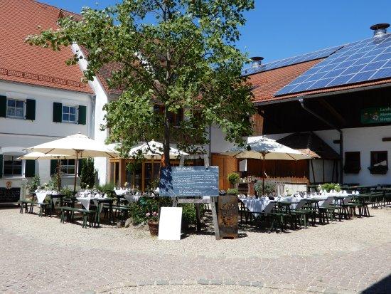 Eurasburg, Germany: Garten