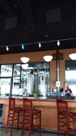 Taylor, TX: Having Root Beer!