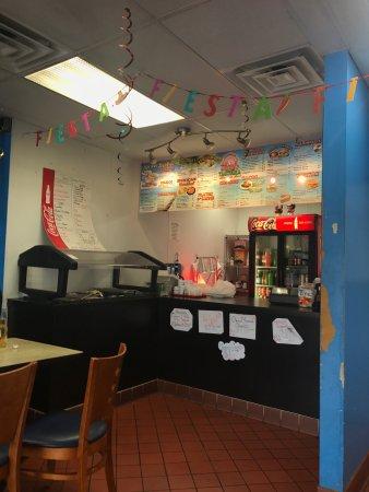 Mission Viejo, Californië: Perla's Taqueria