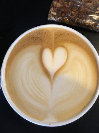 Floyd, VA: Latte