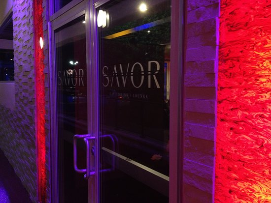 Seaside Heights, NJ: Savor Lounge