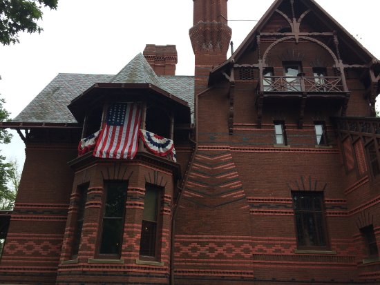 Twain S House Picture Of The Mark Twain House Amp Museum