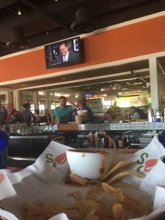 McKinney, TX: Bar area