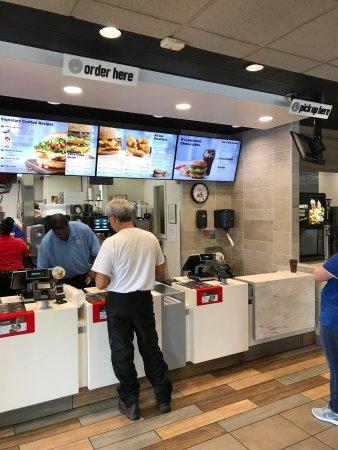 Fairfield, เวอร์จิเนีย: McDonald's
